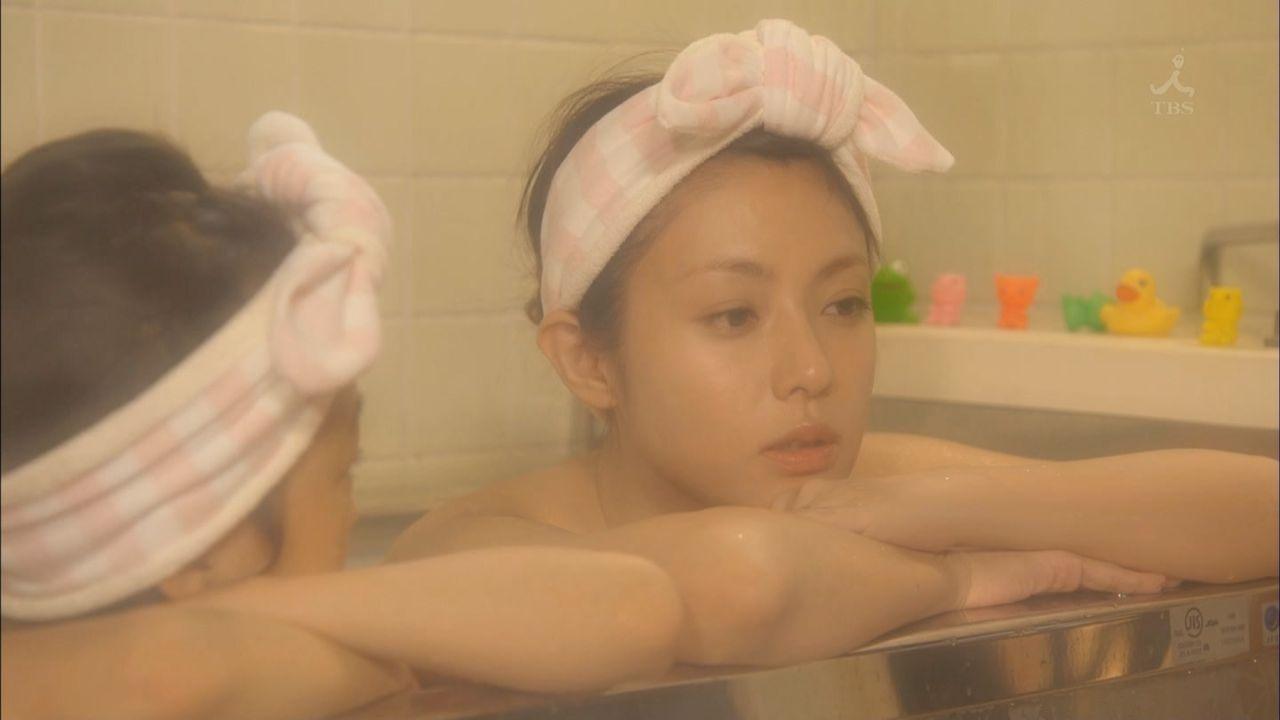 深田恭子のお風呂画像 1枚目