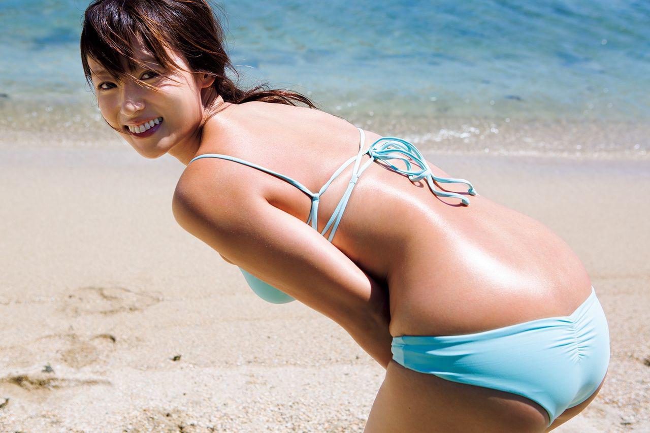 深田恭子の水着・ビキニ画像 6枚目