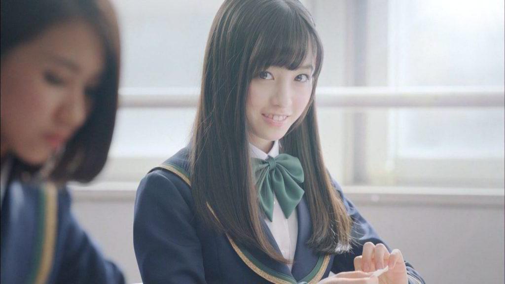 橋本環奈のセーラー服・学生服画像 14枚目