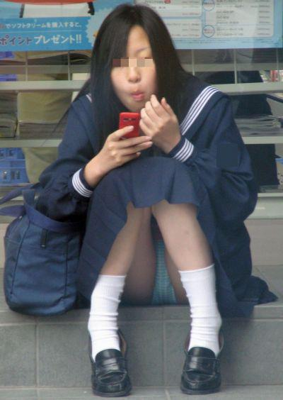 JK・女子高生のパンチラ画像 9枚目